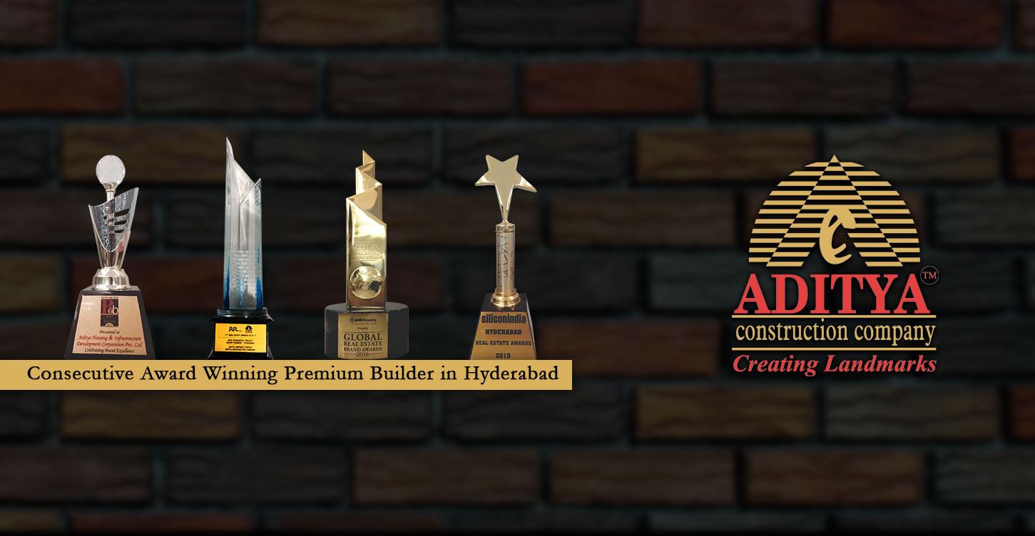 Award Winning Builder Hyderabad