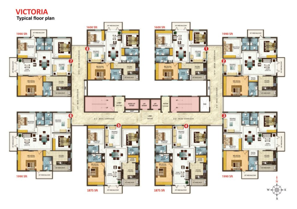 Aditya Empress Towers Aditya Constructions Hyderabad