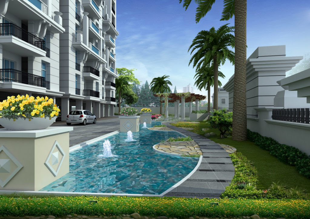 Luxury Apartments/Flats in Hyderabad | Residential ...